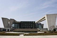 Gran teatro de Qintai imagenes de archivo