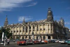 Gran Teatro, Havana, Cuba Royalty Free Stock Image