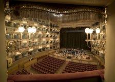 Gran Teatro La Fenice Arkivfoto