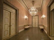 Gran Teatro La Fenice Royaltyfria Bilder