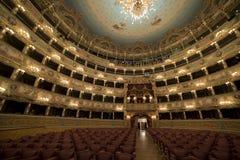 Gran Teatro La Fenice Royaltyfria Foton
