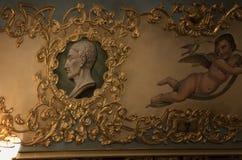 Gran Teatro La Fenice Royaltyfri Bild