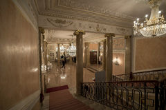 Gran Teatro La Fenice Royalty Free Stock Image