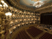 Gran Teatro La Fenice Royalty Free Stock Photos