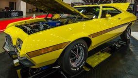 Gran Torino sportåterställande 1972 arkivbild