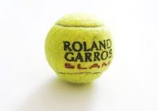 gran trzaska tenis zdjęcia royalty free