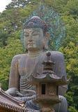 Gran unificación Buda Imágenes de archivo libres de regalías