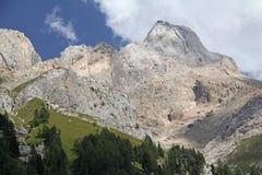 Gran Vernel del valle de Contrin Imagen de archivo libre de regalías