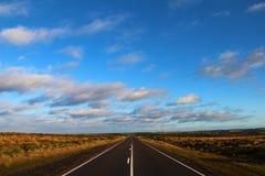Gran viaje por carretera del océano Imagen de archivo