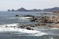 Gran visión en Cabo San Lucas Imágenes de archivo libres de regalías