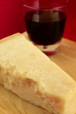 Grana cheese royalty free stock photography