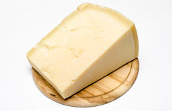 Grana, italian cheese Royalty Free Stock Images