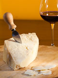 Grana padano Royalty Free Stock Images