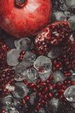 Granaatappel Stock Afbeelding