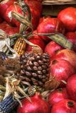 granaatappels Royalty-vrije Stock Foto