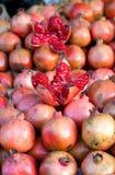 Granaatappels Royalty-vrije Stock Fotografie