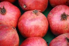 granaatappels Royalty-vrije Stock Afbeeldingen
