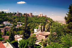 Granada Stock Afbeeldingen