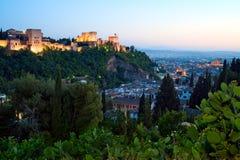 Granada Imagens de Stock