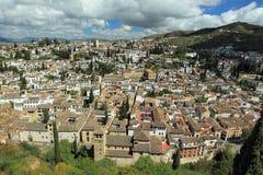 Granada Royalty Free Stock Photos