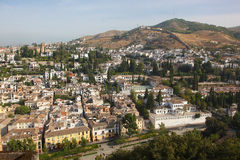 Granada Stock Photography