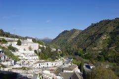 Granada Lizenzfreies Stockbild