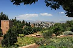 Granada Foto de archivo