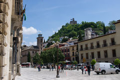 Granada Obrazy Royalty Free