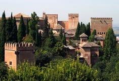 Granada 4 Lizenzfreie Stockbilder