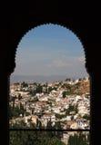Granada 6 Stock Foto's
