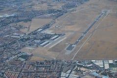 Granada from air Royalty Free Stock Image