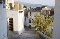 Granada - Albaicin Royalty Free Stock Image
