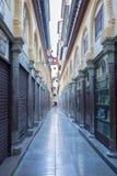 Granada - The Alcaiceria market Royalty Free Stock Photography