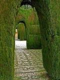 Granada, Alhambra 08 Imagen de archivo libre de regalías