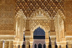 Granada - Alhambra Imagem de Stock Royalty Free
