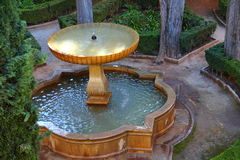 Granada - Alhambra Stock Image