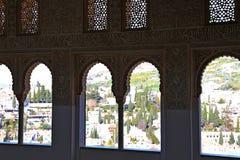 Granada. Alhambra Royalty Free Stock Photography