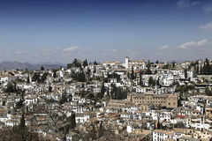 Granada,  Andalucia, Spain Royalty Free Stock Photo