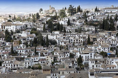Granada,  Andalucia, Spain Stock Photography