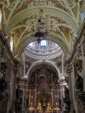 GRANADA, ANDALUCIA/SPAIN - MAY 7 : The Basilica of Nuestra Senor Stock Images