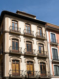 GRANADA, ANDALUCIA/SPAIN - MAY 7 : Typical building in Granada S royalty free stock photo