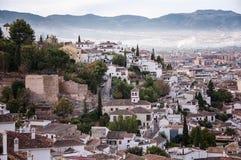 Granada, Andalusia Royalty Free Stock Photos