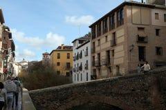 Granada, Andalusia spain Fotografia Stock Libera da Diritti