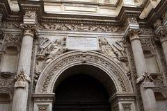 Granada Andalusia spain Arkivbild