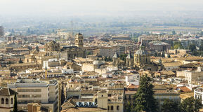 Granada, Andalusia, Spain stock photography