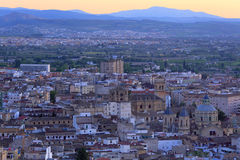 Granada, Andalusia, Spain Royalty Free Stock Image