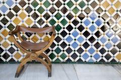 Granada, Andalusia, Spanje Royalty-vrije Stock Fotografie