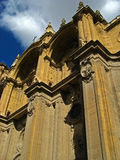 Granada, catedral de Granada   Imágenes de archivo libres de regalías