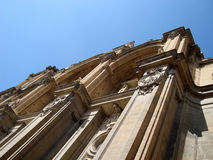 Granada Cathedral Royalty Free Stock Images