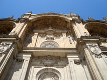 Granada Cathedral Stock Image